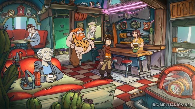 Скриншот 2 к игре Deponia Doomsday (2016) PC | Лицензия