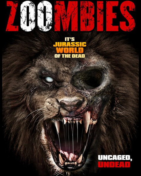 Зоозомби / Zoombies (2016) WEB-DLRip | L2