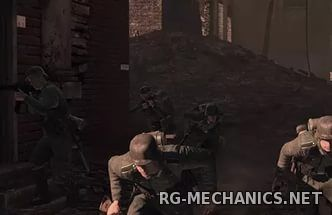 Скриншот к игре Red Orchestra 2: Герои Сталинграда GOTY / Red Orchestra 2: Heroes of Stalingrad GOTY (2011) PC | RePack от R.G. Catalyst
