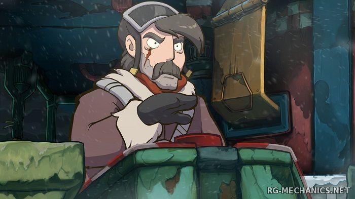 Скриншот 3 к игре Deponia Doomsday (2016) PC | Лицензия