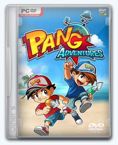 Pang Adventures (2016) PC | Лицензия