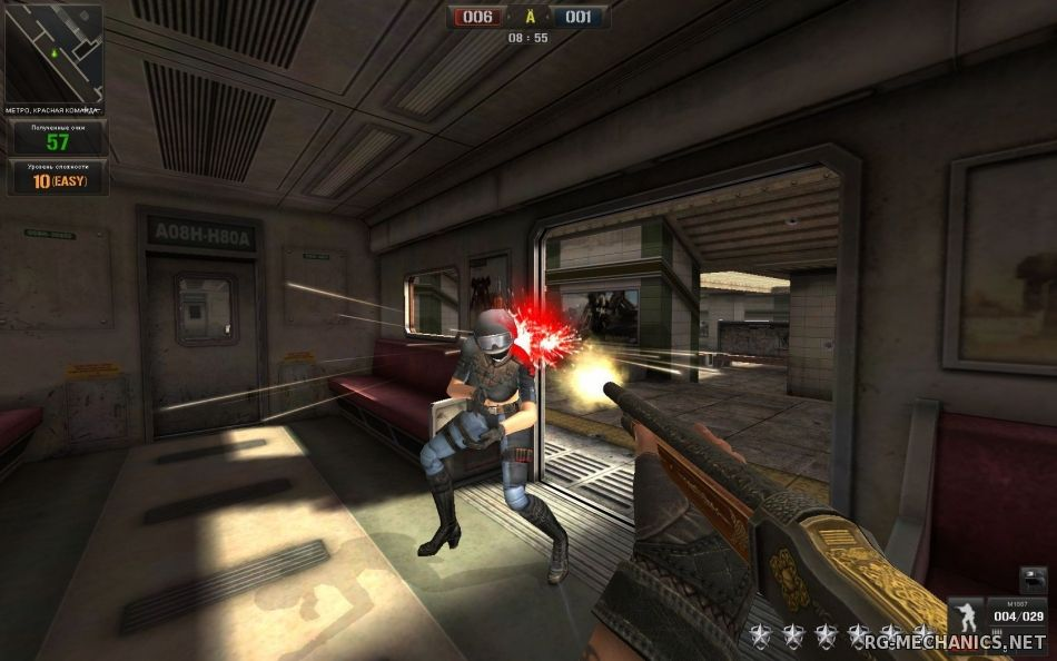 Скриншот к игре Point Blank [62.9] (2009) PC   Online-only