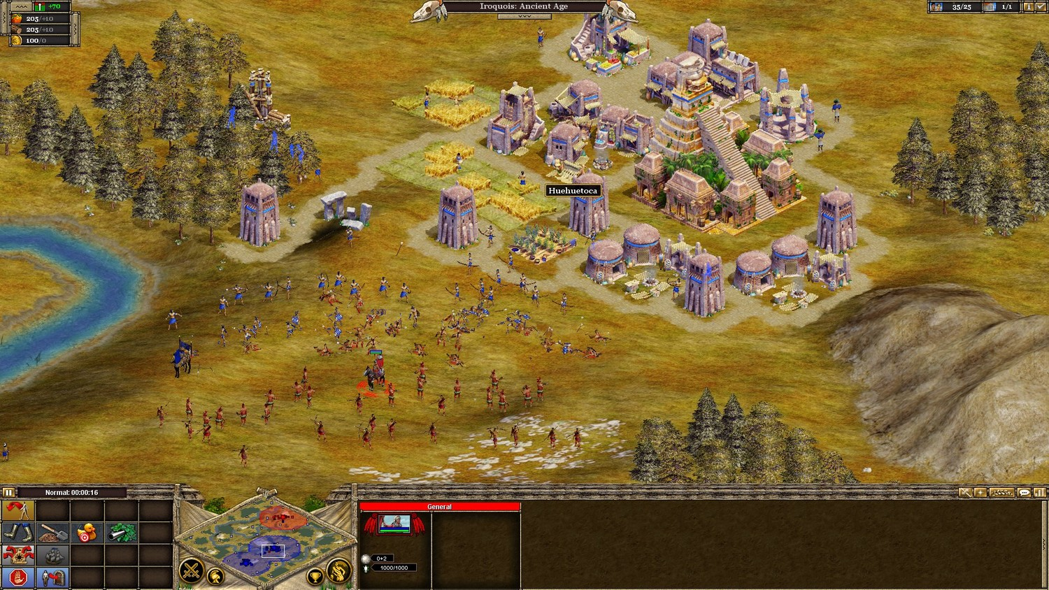 Скриншот к игре Rise of Nations: Extended Edition (2014) PC | RePack от R.G. Механики