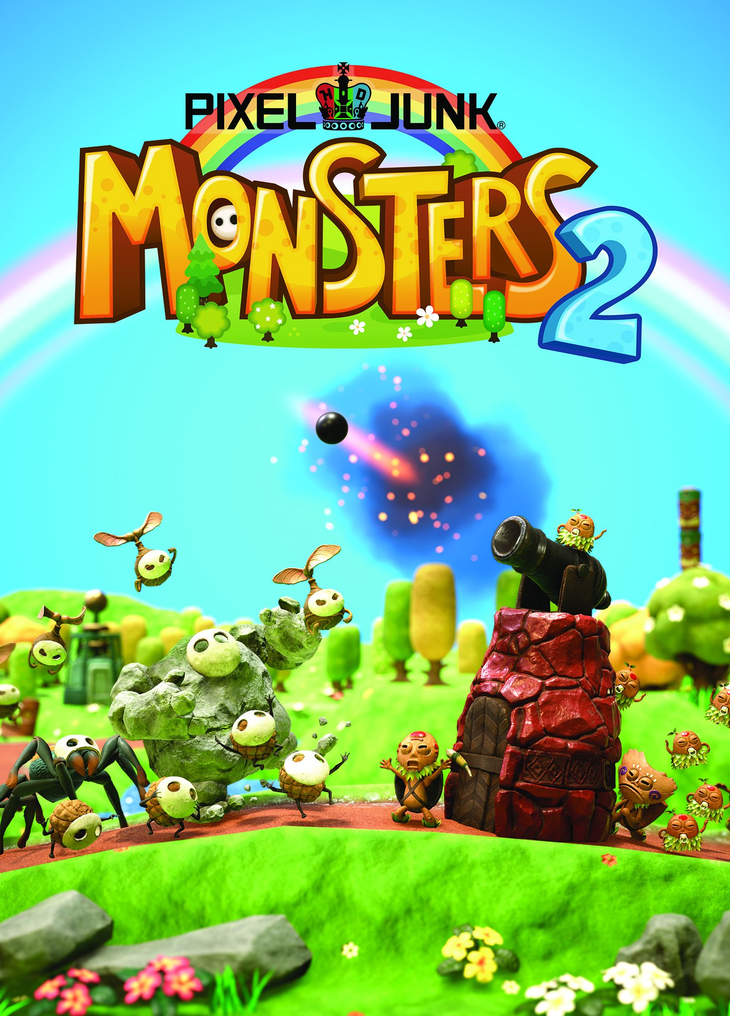 PixelJunk Monsters 2 (2018) | Лицензия