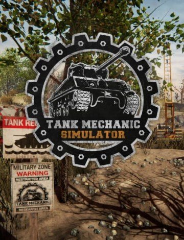 Tank Mechanic Simulator [v. 1.1.0] (2020) (2020)