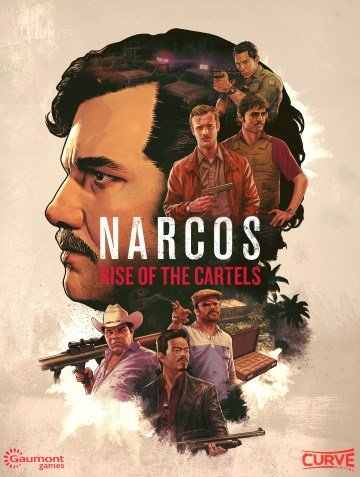Narcos Rise of the Cartels (2019)