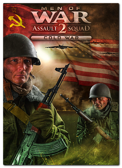 Men of War: Assault Squad 2 - Cold War (v 1.006.0) (2019) (2019)