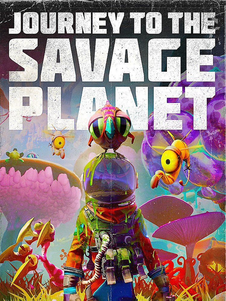 Journey to the Savage Planet (v 53043+DLC) (2020) (2020)