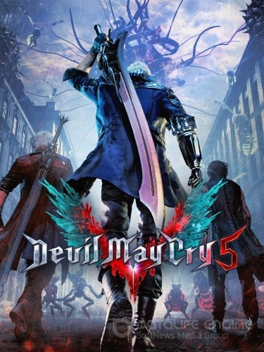 Devil May Cry 5 - Deluxe Edition (2019) (2019)