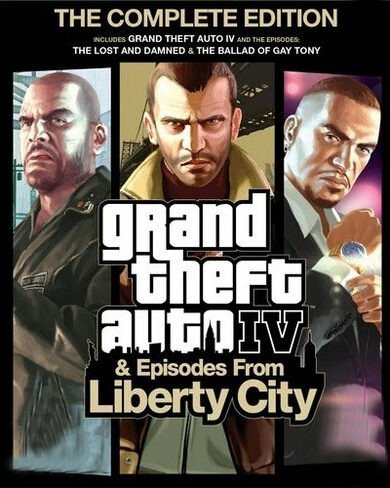 Grand Theft Auto IV: The Complete Edition [v 1.2.0.43] (2010-2020) (2010-2020)