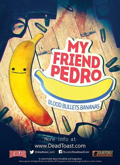 My Friend Pedro v.1.03 [GOG] (2019) (2019)