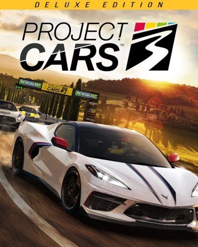 Project CARS 3 - Deluxe Edition [1.4 (1.0.0.0591 Update 2)+DLC] (2020)