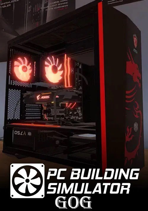 PC Building Simulator v.1.9.5 [GOG] (2019) Лицензия
